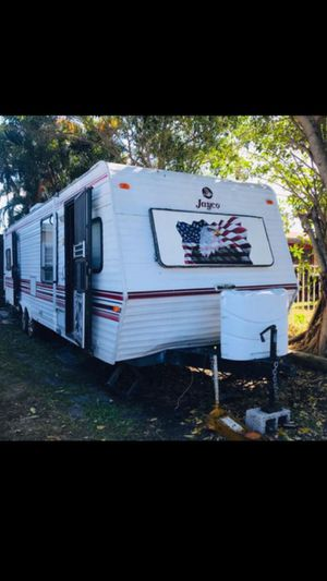 RV Jayco eagle edition 29 foot trailer beautiful RV move-in-ready with title, ,With RV Central AC, I will be reposting in my new account for Sale in Miami, FL