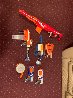 Nerf guns for Sale in Red Bank, NJ