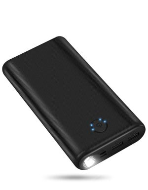 Portable Charger Power Bank 26800mAh Phone Charger mosila Huge Capacity Battery Pack with Flashlight 2 USB Outputs Compatible Most of Smart Phone for Sale in Lykens, PA