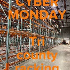 CYBER MONDAY BEAMS UPRIGHTS WIRE DECKS 🇺🇸 for Sale in Fort Lauderdale, FL