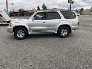 2000 Toyota 4Runner limited for Sale in Joint Base Lewis-McChord, WA