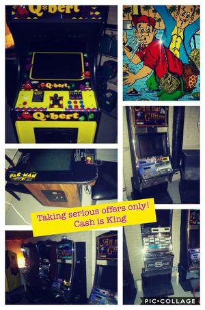 💲 ARCADE GAMES for Sale in Wyandotte, MI