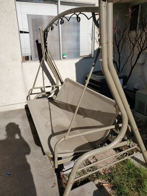 Front porch swing for Sale in Rancho Cucamonga, CA