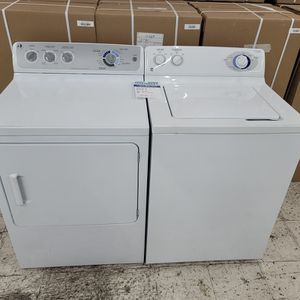 Outstanding GE Washer And Dryer Set #32 for Sale in Arvada, CO