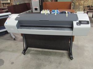 HP Designjet T750 Printer/Plotter for Sale in Miami, FL
