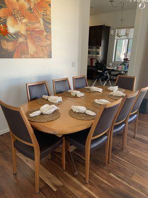 Copenhagen Living Dining Table for Sale in Phoenix, AZ
