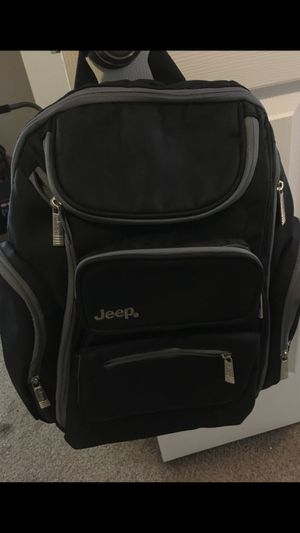 Jeep Diaper Bag for Sale in National City, CA