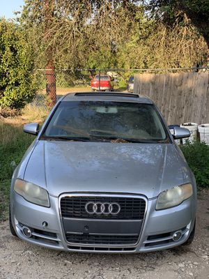 2006 Audi A4 parting out 5 speed manual for Sale in Hudson Bend, TX