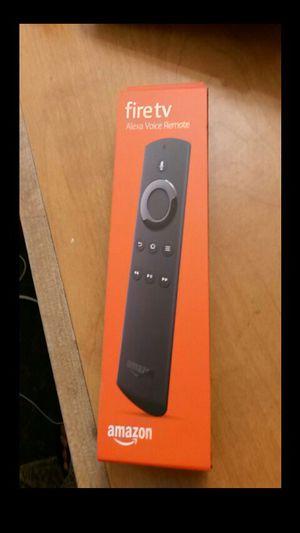Alexa Voice Remote (Fire TV) for Sale in Everett, WA