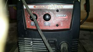 Lincoln electric welder 180 for Sale in Sandy, UT
