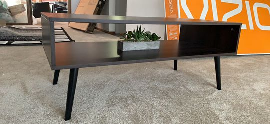 Brand New Dark Brown Coffee Table for Sale in Muscatine,  IA