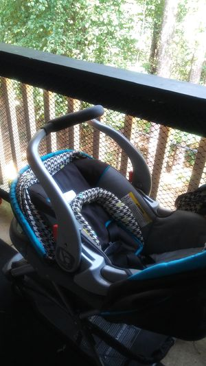 Carseat, 2 Bases, Stroller for Sale in Norcross, GA