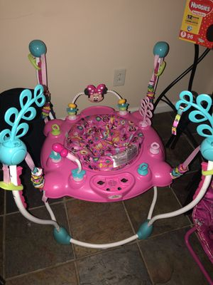 Minnie Mouse Bouncer (Used Twice) for Sale in Murfreesboro, TN