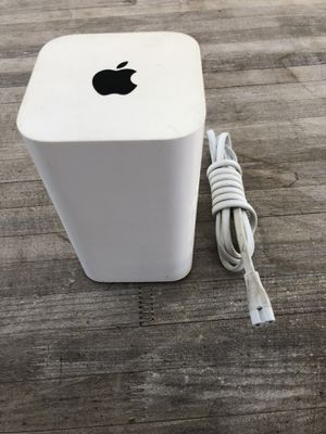 Apple AirPort Extreme Base Station 6th Gen Dual 802.11ac Wifi Router A1521 for Sale in Paramount, CA