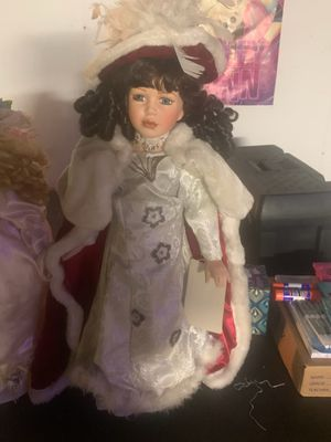American classic Christmas doll for Sale in Delphi, IN