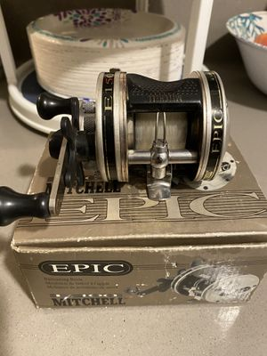Mitchell baitcasting fishing reel for Sale in San Diego, CA
