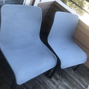 2 Ikea Patio Chairs for Sale in Irving, TX