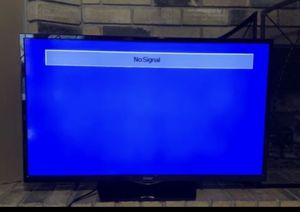 """39"""" LED HDTV with base stand and remote control for Sale in The Colony, TX"""