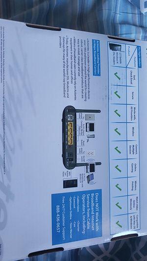 Actiontec Wireless N DSL Modem for Sale in Phoenix, AZ
