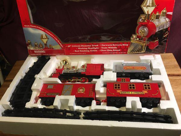 Santa's Jumbo Express Train