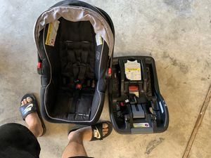 Greco click connect baby car seat for Sale in Vallejo, CA