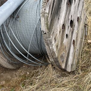Utility Wire - 3/8 Thick for Sale in Corning, CA