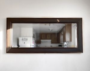 Large Brown Mirror for Sale in Fresno, CA