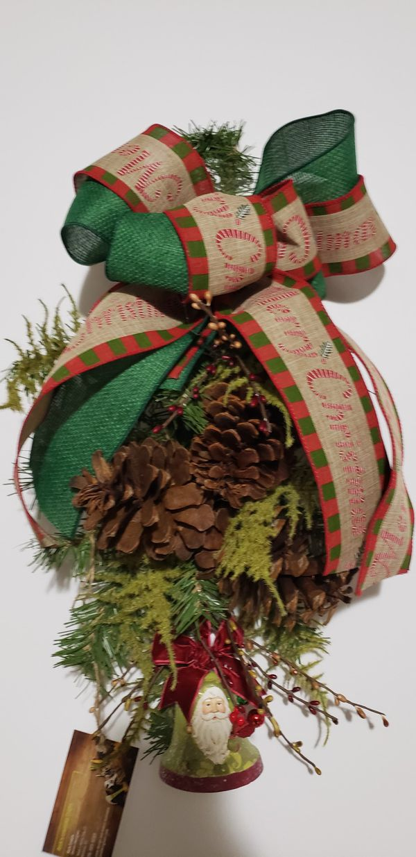 Hand crafted Christmas Swags