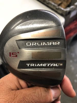 Orlimar golf club for Sale in Norwalk, CA