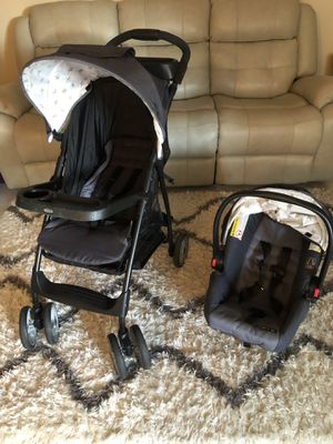 Graco Car Seat + Stroller ( click connect system) for Sale in North Miami Beach, FL