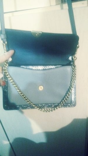 Real coach side bag/ clutch for Sale in Oakland, CA