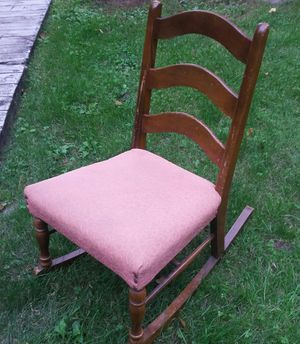Vintage Child's Rocking Chair for Sale in Cheboygan, MI