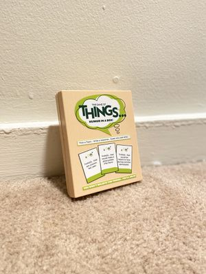 Things Card Game for Sale in Seattle, WA