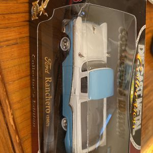 57 Ford Ranchero Die Cast for Sale in Lakewood Township, NJ