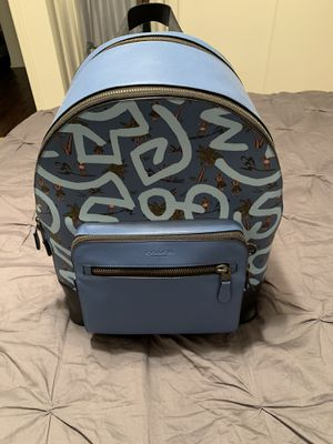 Coach Leather Backpack for Sale in Lakeland, FL