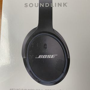 Bose Soundlink Bluetooth Headphones for Sale in Arlington, VA