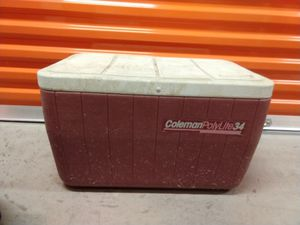 Coleman ice chest for Sale in Lewisville, TX