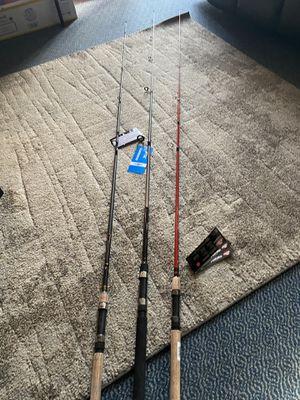 Daiwa , Shimano , Berkley Fishing Rods for Sale in Pomona, CA