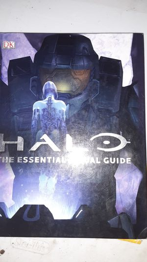 Halo the essential visual guide book for Sale in Fontana, CA