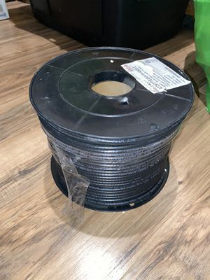1-New Rg6 500ft roll - Cable wire - For Cox / Spectrum / hd/4k antenna extender for Sale in Chula Vista, CA