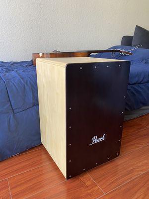 Pearl Cajon and Alesis VI25 midi Controller with Drumpds for Sale in Richmond, CA