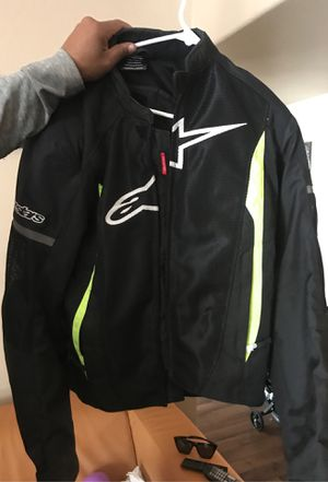 AlpineStars Motorcycle Jacket for Sale in Henderson, NV