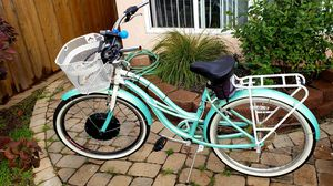Electra Electric Beach Cruiser Bicycle for Sale in Carlsbad, CA