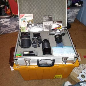 Cannon AE1 35mm Powerwinder A2 for Sale in Las Vegas, NV