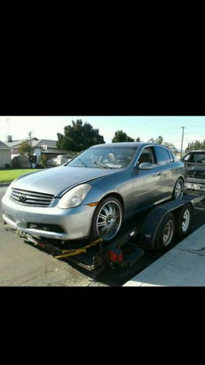 G35 for Sale in Fontana, CA