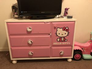 Girl Hello Kitty Twin Bedroom Set for Sale in Pensacola, FL