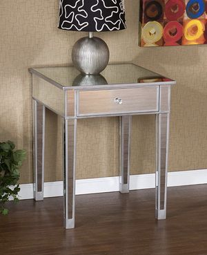 2 mirror end tables for Sale in San Diego, CA