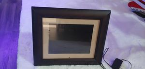 """Smartparts 12.1"""" LCD Wood Digital Picture Frame, 16×13,5 Resolution, 128mb Internal Memory for Sale in Bellevue, WA"""