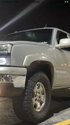 Tires and rims 17s and 35ss for Sale in Lillington, NC