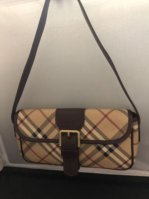 Authentic Burberry shoulder bag for Sale in San Diego, CA